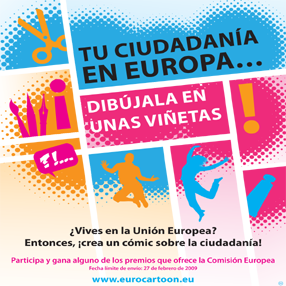 Concurso eurocartoon 09