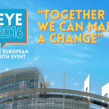 European Youth Event, EYE2016. Parlamento Europeo